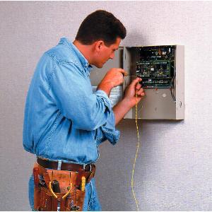 Alarm system technician